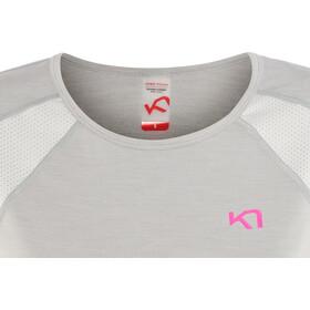 Kari Traa Toril T-shirt Dames, greym